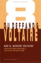 Voltaire Perlouses Ook u, meneer Voltaire
