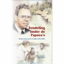 Lieneke  Benschop, M.J.  Ruissen Zendeling onder de Papoea`s