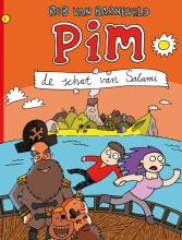 Rob van Barneveld Pim 1 De schat van Salami