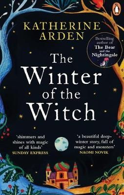 Katherine Arden,The Winter of the Witch