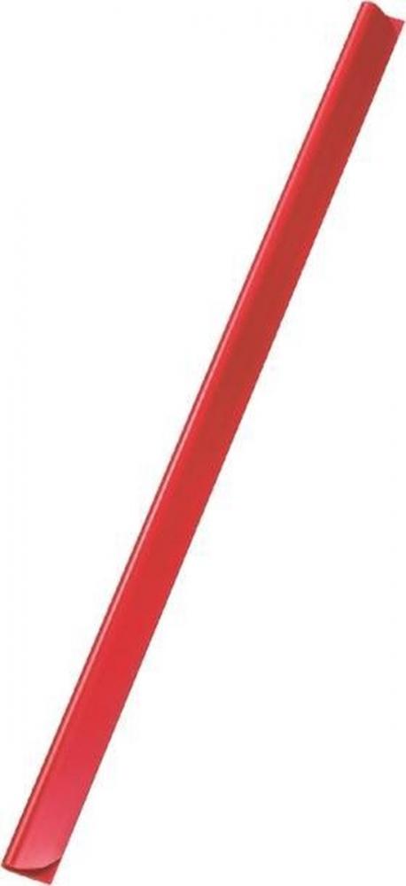 ,Klemrug Durable A4 5/6mm rood