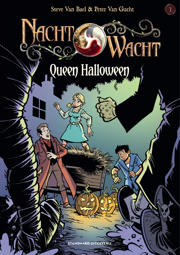 Steve Van Bael, Peter Van Gucht,Queen Halloween