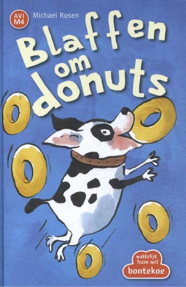 Michael Rosen,Blaffen om donuts