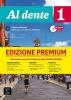 , Al Dente 1 libro dello studente + esercizi Premium . A1