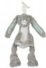 Hap-132320 , Grey rabbit twine no 1 - knuffel - happy horse