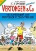 Hec  Leemans,   Swerts & Vanas, Francois  Corteggiani, Het experiment van professor Flessentrekker