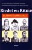 <b>Jes Leysen, Ann De Schryver e.a.</b>,Riedel en ritme