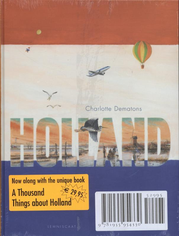 Charlotte Dematons, Jesse Goossens,Holland and A thousand things about Holland