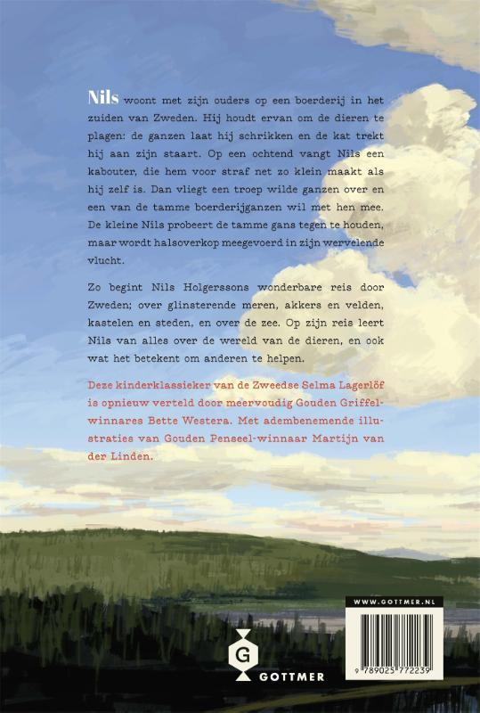 Selma Lagerlöf, Bette Westera,De wonderbare reis van Nils Holgersson