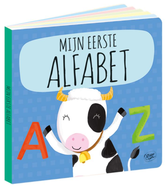 ,Puzzeltrein 20 stukjes en boek - Mijn eerste alfabet