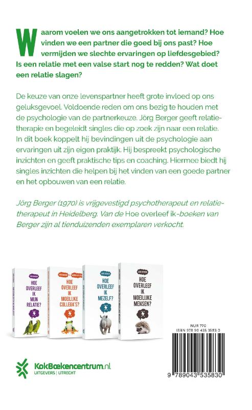 Jörg Berger,Hoe vind ik de ware?