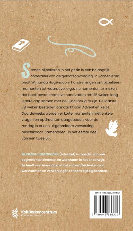 Wijnanda Hogendoorn,Samenleren I