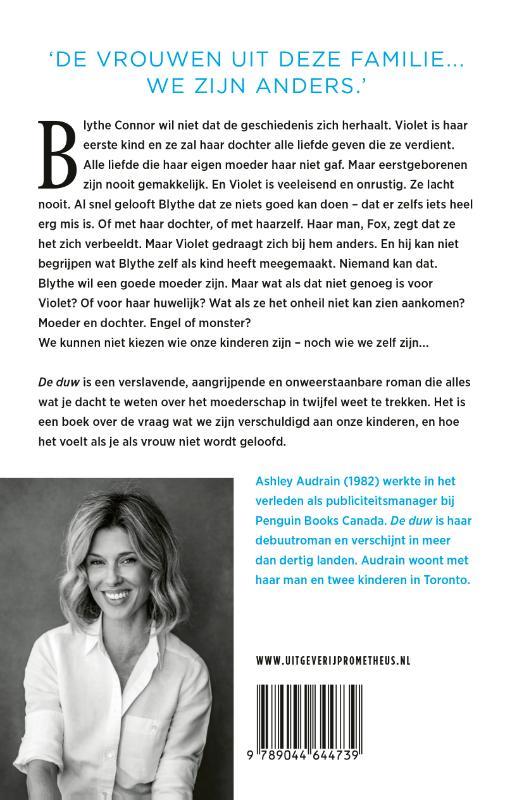 Ashley Audrain,De duw