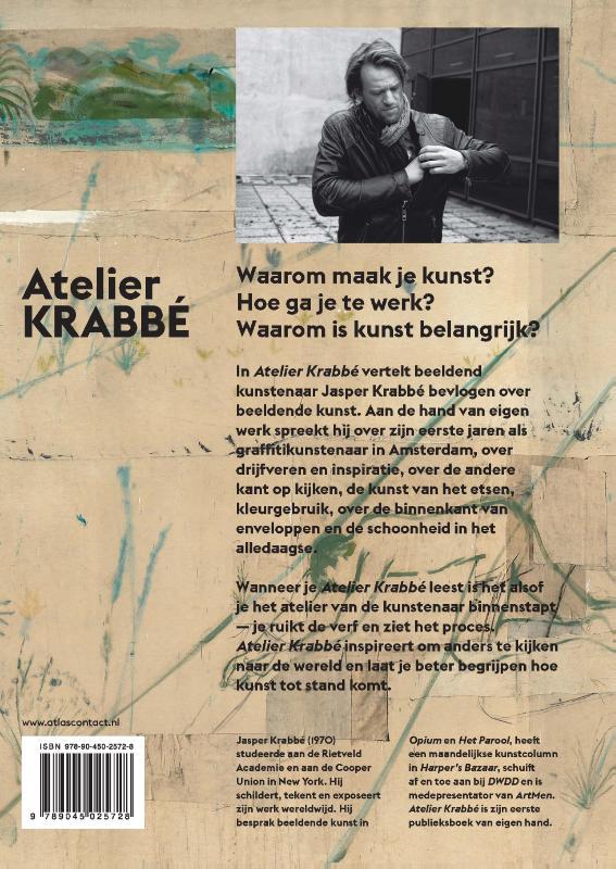 Jasper Krabbé,Atelier Krabbé
