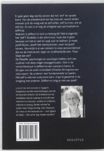 Christien Brinkgreve,De ogen van de ander