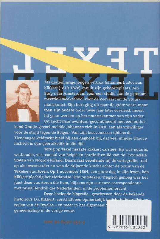 J.G. Kikkert,Het licht van Texel