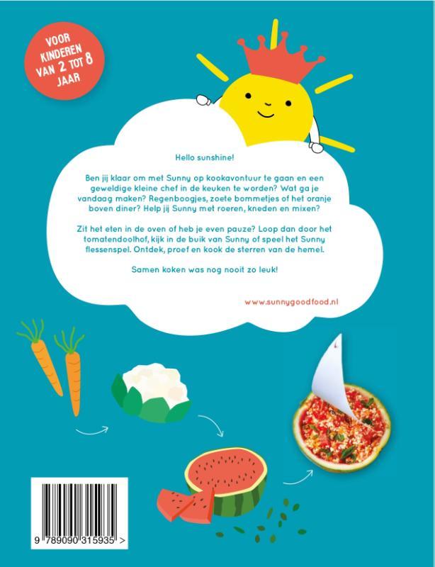 Susan Gerritsen, Mirjam Smit,Sunny Good Food