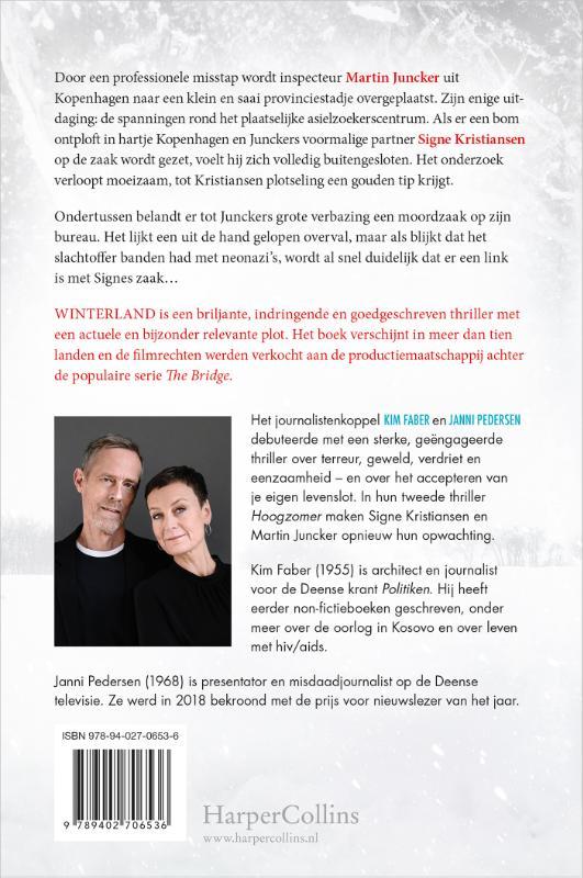 Kim Faber, Janni Pedersen,Winterland