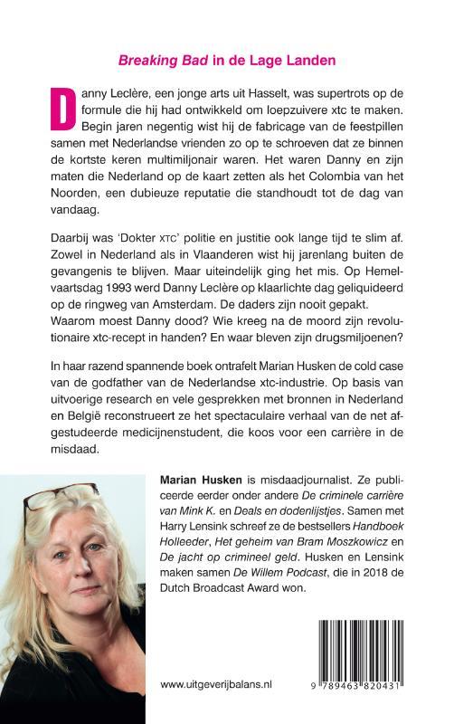 Marian Husken,Dokter XTC