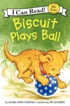 Capucilli, Alyssa Satin Biscuit Plays Ball