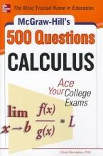 Mendelson, Elliott McGraw-Hill`s 500 Calculus Questions