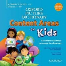 Oxford Picture Dictionary for Kids: Class Audio CD
