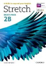 Stretch: Level 2: Student`s Book & Workbook Multi-Pack B with Online Practice