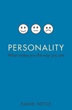 Daniel Nettle Personality