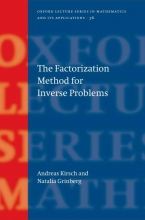 Andreas (University of Karlsruhe) Kirsch,   Natalia (University of Karlsruhe) Grinberg The Factorization Method for Inverse Problems