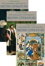Damrosch, David The Longman Anthology of British Literature, Volumes 1A, 1B, and 1C