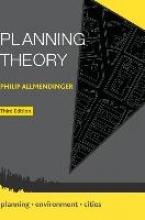 Philip Allmendinger,Planning Theory