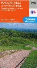 Malvern Hills and Bredon Hill