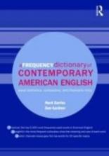Mark Davies,   Dee Gardner A Frequency Dictionary of Contemporary American English