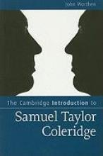 Worthen, John The Cambridge Introduction to Samuel Taylor Coleridge
