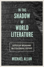 Allan, Michael In the Shadow of World Literature