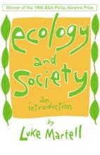 Martell, Luke Ecology and Society