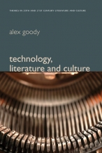 Goody, Alex Technology, Literature and Culture