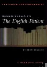 Bolland, John Michael Ondaatje`s the English Patient