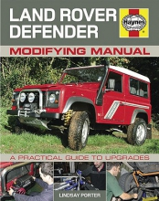 Lindsay Porter Land Rover Defender Modifying Manual