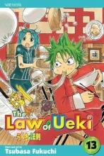 Fukuchi, Tsubasa The Law of Ueki, Volume 13