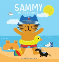 Anita Bijsterbosch Sammy in the Summer