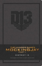 Hunger Games District 13 Ruled Journal
