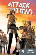 Isayama, Hajime Attack on Titan 4