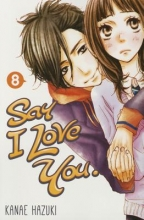 Hazuki, Kanae Say I Love You, Volume 8