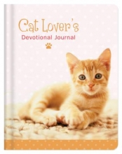 Compiled by Barbour Staff Cat Lover`s Devotional Journal