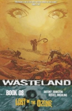 Johnston, Antony Wasteland 8