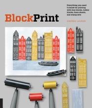 Lauren, Andrea Block Print
