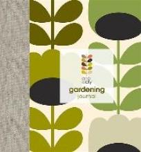 Kiely, Orla Orla Kiely Gardening Journal