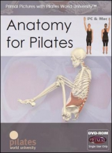 Primal Pictures Anatomy for Pilates DVD