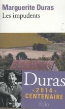 Marguerite  Duras Les Impudents